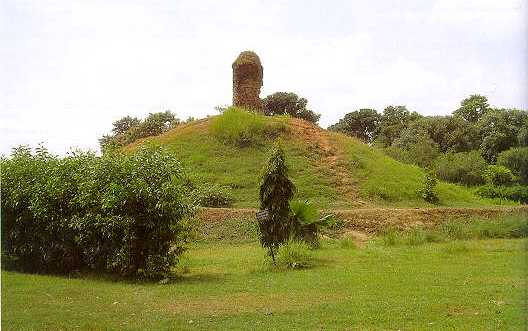 Lumbini, Buddha's birthplace ; lumbini.jpg